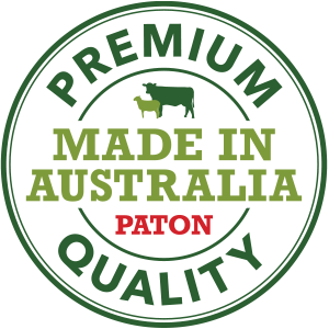 Proudly 100% Australian made and owned